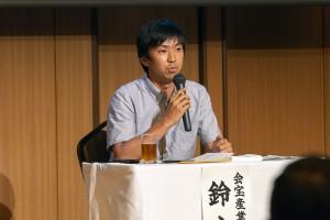 鈴木大詩氏(会宝産業株式会社)