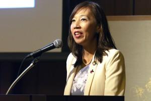 石川雅恵氏(国連女性機関日本事務所長)