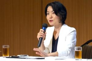 大貫雅枝氏(日本政策金融公庫)