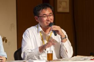 高橋雅彦氏(ILCAいしかわ就職・定住総合サポートセンター)