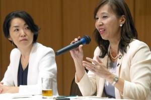 石川雅恵氏(国連女性機関日本事務所)
