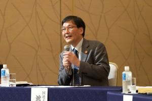 渡辺綱男(国連大学IAS-OUIK所長)